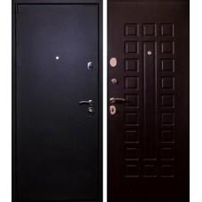 Входная дверь - Лекс 3 Венге-Чёрный Крокодил