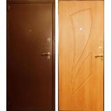 Входная дверь - Лекс 1 Клён медовый