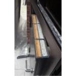 Входная дверь - Лекс Термо Сибирь 3К Терра Графит шале (панель №64)