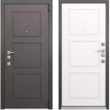 Входная дверь - Mastino FORTE Синхропоры модерн-MS-104, Синхропоры милк -MS-104