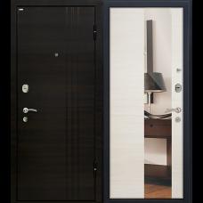 Входная дверь - Входная дверь МеталЮр М15 (эшвайт кроскут)