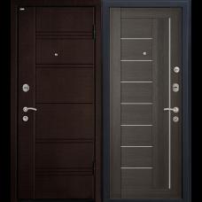 Входная дверь - Входная дверь МеталЮр М17 (грей мелинга)