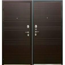 Входная дверь - SD PROF-36 ФОРТУНА Горький шоколад