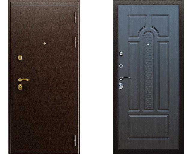 входные металлические двери в Раменское