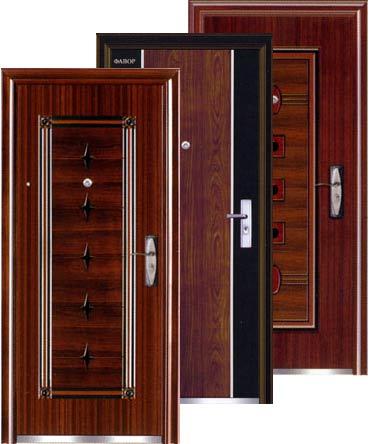 Двери Раменское - металлические входные двери